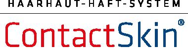 Haarhaut-Haft-System Contactskin